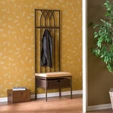 entryway storage hall tree foter