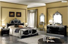 Bedroom Furniture Sets Living Spaces A Hint Of Black Undertone To Bedrooms Boshdesigns Com