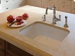 kitchen countertops options ideas alternative kitchen countertop ideas hgtv