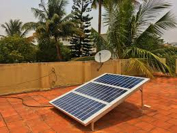 is using the blazing sun to cool homes viable in india