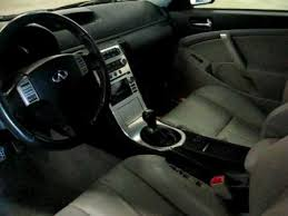 2003 Infiniti G35 Coupe Interior Slxi Cars For Sale 2005 Infiniti G35 Coupe Youtube