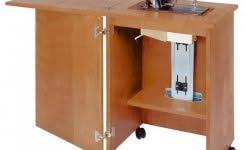 fold away sewing machine table stunning wood folding table plans nice foldable wooden table 11