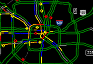 traffic map houston houston transtar greater houston transportation and emergency