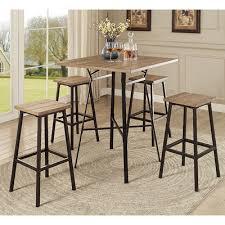 5 Piece Pub Table Set Acme Furniture Dora 5 Piece Pub Table Set U0026 Reviews Wayfair