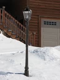 Madison Solar Lamp Post Planter by Best Solar Lamp Post Ideas Only On Pinterest Back Yard Home