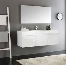 Fresca Bathroom Vanities Fresca Mezzo 60