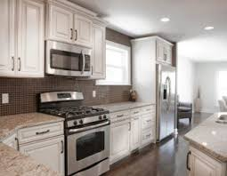 kitchen backsplashes with white cabinets trendy kitchen backsplash white cabinets brown countertop with 1