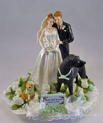cat wedding cake topper 42 best dog cat pet cake toppers images on wedding