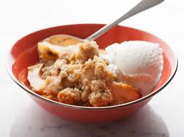 fashioned apple crisp recipe ina garten food network