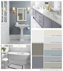 color ideas for bathroom best 25 bathroom color schemes ideas on guest