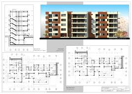 Plain Apartment Building Design Plans Floor Plan R Throughout - Apartment building design plans