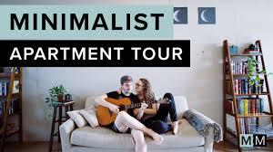 Minimalist Apartment Minimalist Apartment Tour Minimal Millennials Youtube