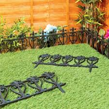 Exquisite Decorative Garden Border Fencing Jbeedesigns Outdoor