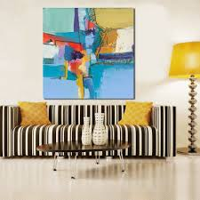 Home Decor Wall Paintings Online Get Cheap Acrylic Modern Paintings Aliexpress Com