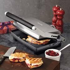 Breville Sandwich Toaster Breville Panini Duo Press Sur La Table