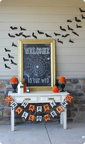 halloween front porch inspiration tons amazing ideas