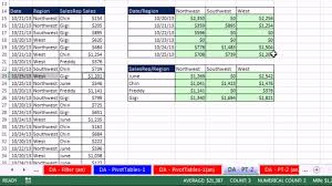 Sample Of Excel Spreadsheet Excel 2013 Statistical Analysis 01 Using Excel Efficiently For