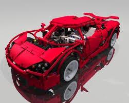 ferrari lego instructions lego moc 0336 koenigsegg supercar technic 2012 rebrickable