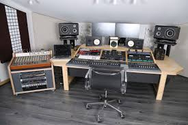 Studio Production Desk by The Blue Studios Rehearsal Recording U0026 Photo Studios In East London