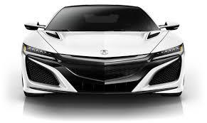 Acura Sports Car Price Acura Nsx 2017 Acura Com