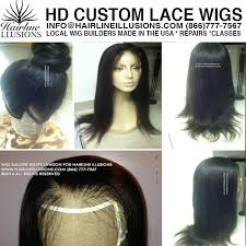 are there any full wigs made from human kinky hair that is styled in a two strand twist for black woman natural hair wigs for women and men at hairline illusions egypt lawson
