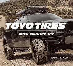 Rugged Terrain Vs All Terrain New Toyo Open Country R T Is Built Rugged For Any Terrain Sep 2