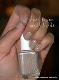 head to toe with heidi the nail files essie love