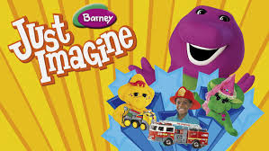 Barney And The Backyard Gang Cast Just Imagine Video Barney Wiki Fandom Powered By Wikia
