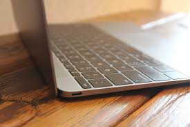 Review  The new    inch MacBook is a laptop without an ecosystem     Macworld macbook keyboard