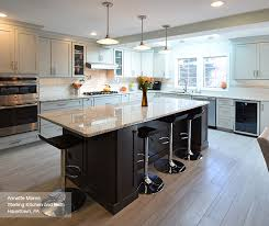 maple kitchen cabinets pictures light grey kitchen with dark grey island cabinets masterbrand