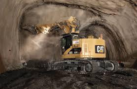 toromont cat 328d lcr hydraulic excavator