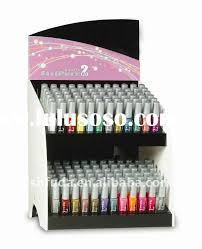 nail polish rack table