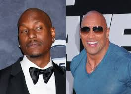 have a coke u0026 a seat tyrese is still mad over the rock u0027s spin off