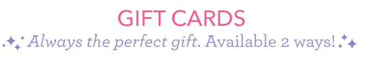 claires gift card s accessories gift cards voucher cards s us