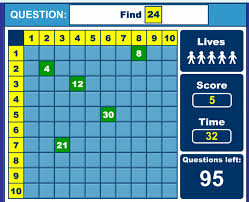 3 times table games online westbury on trym cofe academy times tables games