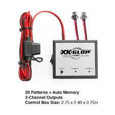 led strobe light kit buy 4x4 watt super bright hide away12v auto led strobe light kit at