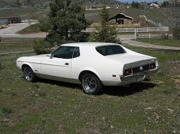 1972 ford mustang grande car auctions