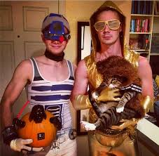 halloween couple u0027s costume contest kristin chenoweth jake