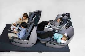 siege inclinable continental airlines lance nouveau siège inclinable à 180