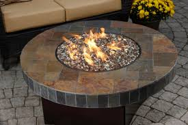 Glass Fire Pit Table Gas Fire Pit Glass Rocks Glass Fire Pit Is Beneficial In The