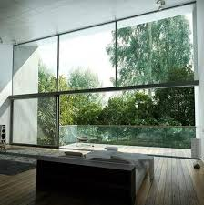 Glass Wall House by 15 Outstanding Bedrooms With Glass Walls Rilane