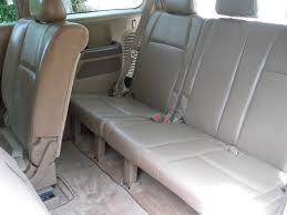 do all honda pilots 3rd row seating 2005 honda pilot ex l third row seats trunk