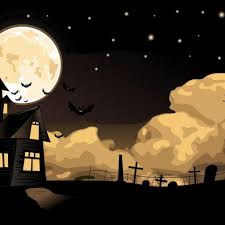 animated halloween desktop background halloween 2 wallpapers group 76