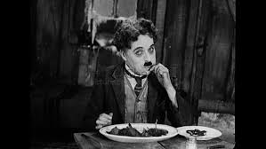 Separate Tables Film Charlie Chaplin Filming The Gold Rush