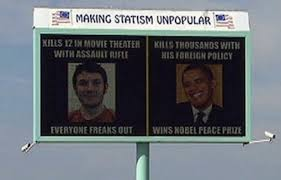 James Holmes Meme - this is the obama aurora billboard everyone s talking about the