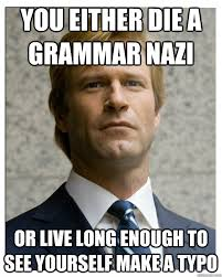 Bad Spelling Meme - why grammar is important david blog life