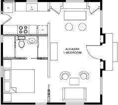 Bungalo Floor Plan Alcazar Court Bungalow Photos U0026 Floorplans Alcazar Court Bungalows