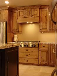 Kitchen With Light Cabinets Best 25 Knotty Alder Kitchen Ideas On Pinterest Rustic Cabinets