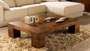 20 collection of modern wooden coffee table designs