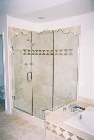 custom glass shower door enclosurevirginia maryland dc enclosures